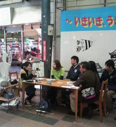「サンロードよりみち市」盛業中!03