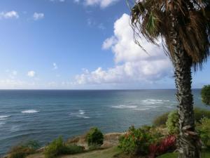 オアフ島南部の景色