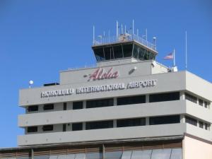 ホノルル空港その2