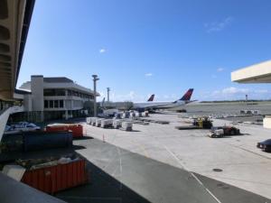 ホノルル空港その3