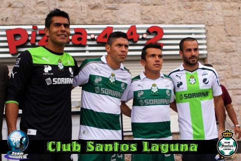 Club Santos Laguna型122