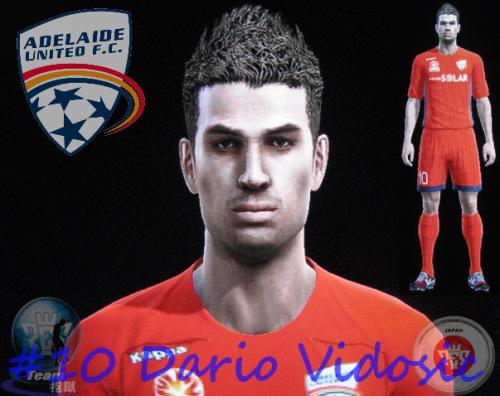 Dario Vidosic Adelaide United