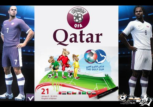 Qatar型指蹴