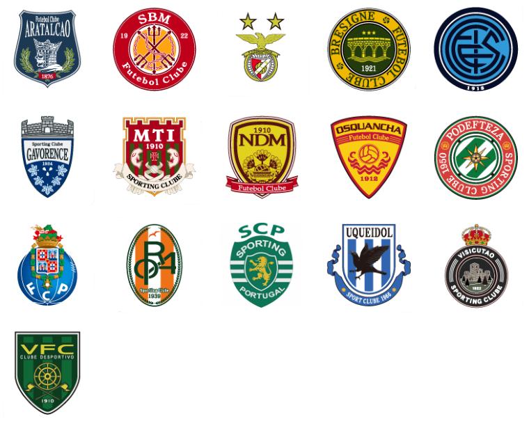 Portuguese League PES 2012