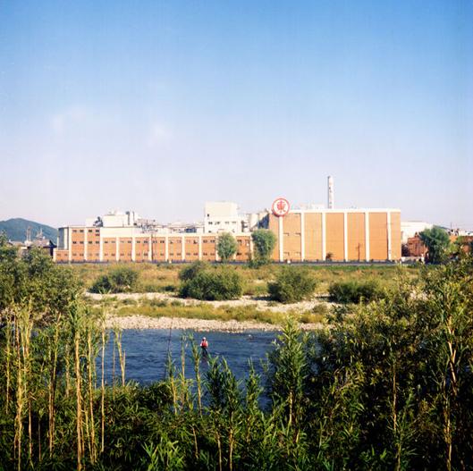 ヒガシマル醤油本社 第一工場