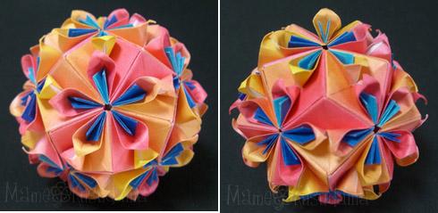 折り 折り紙 くす玉折り紙折り方 : xkusudamax.blog.fc2.com