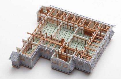 熊本の老舗模型店 『大人の精密模型・熊本城』