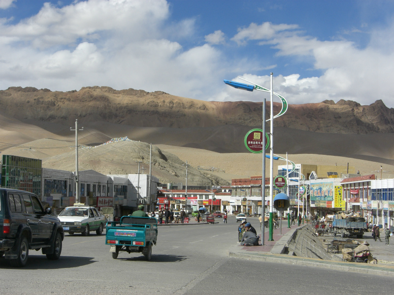 西チベット6