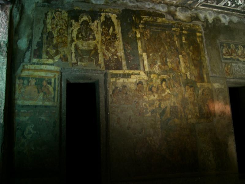インド石窟6