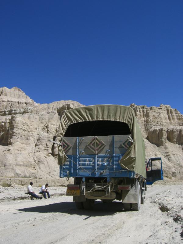 西チベット11