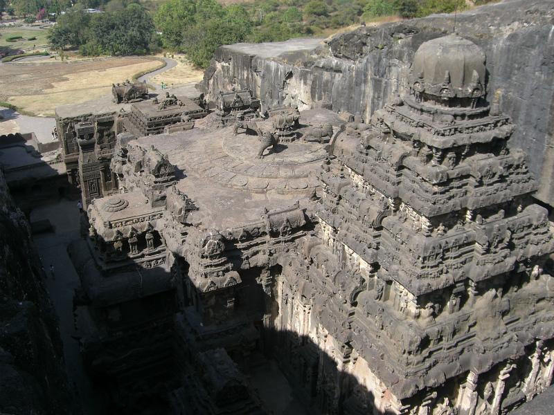 インド石窟7
