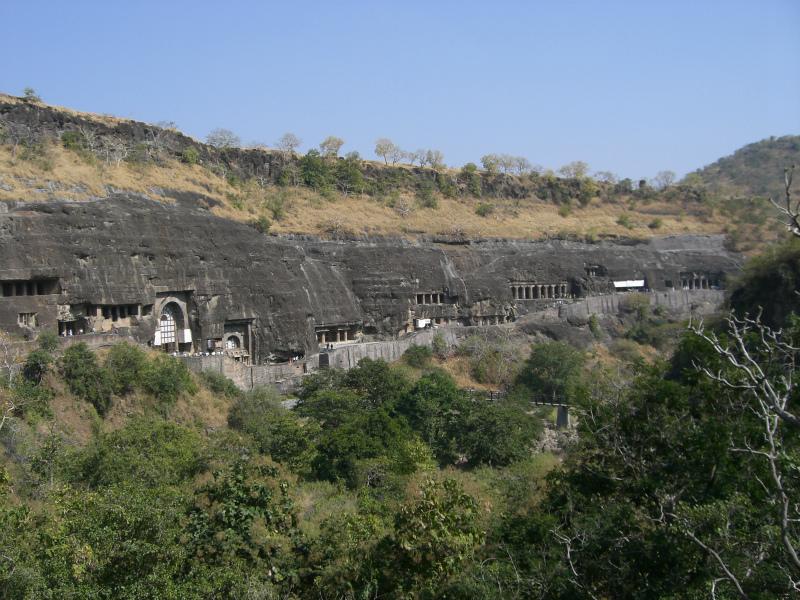 インド石窟5