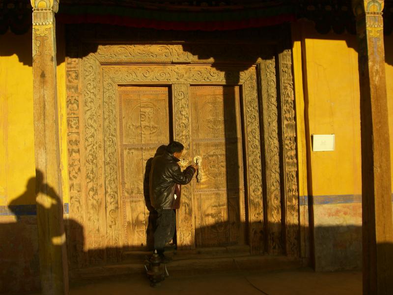 西チベット15