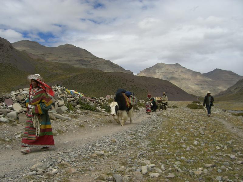 西チベット36