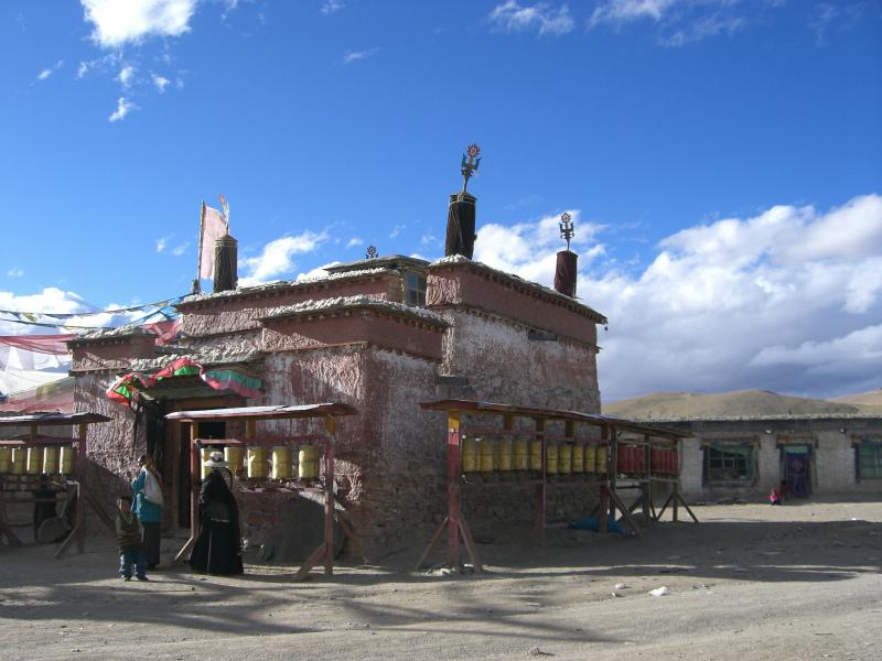 西チベット42