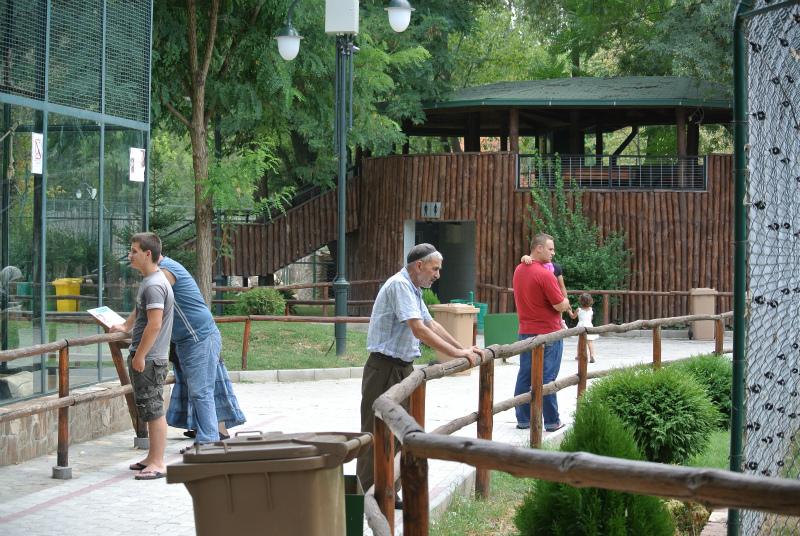 スコピエ動物園4