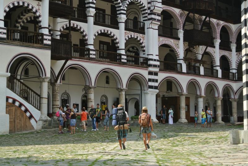 リラ修道院2