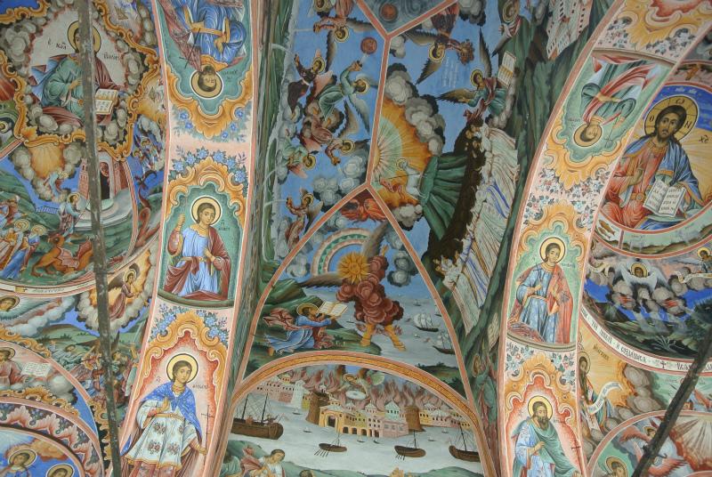 リラ修道院5