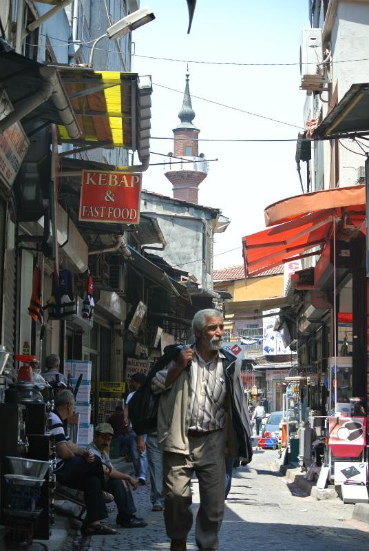 イスタンブール下町