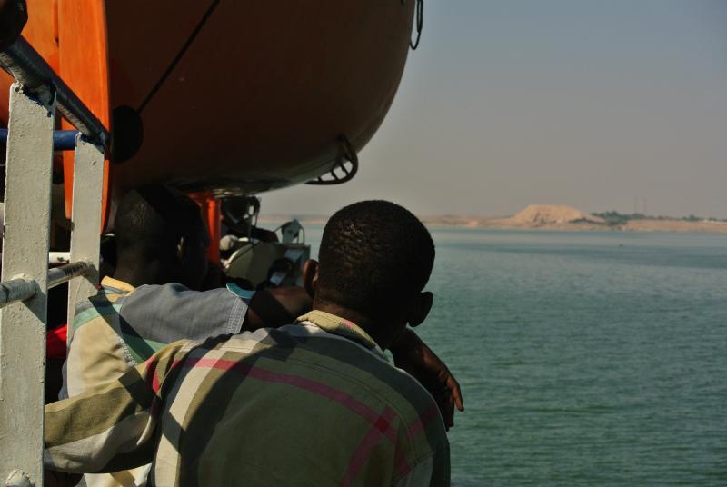 スーダンフェリー9