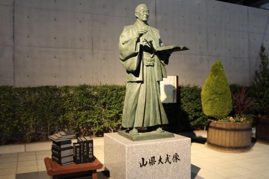 イルミネーション 竜王駅 山県大弐