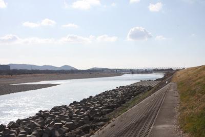紀の川川辺橋