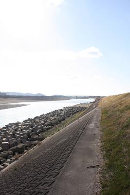 紀の川川辺橋2