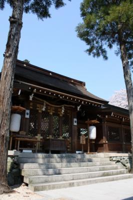 伊太祁曾神社
