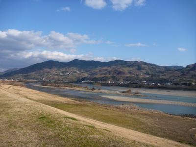 紀ノ川の平日
