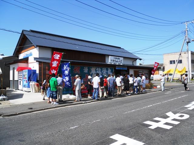 かあちゃんの店2011091907
