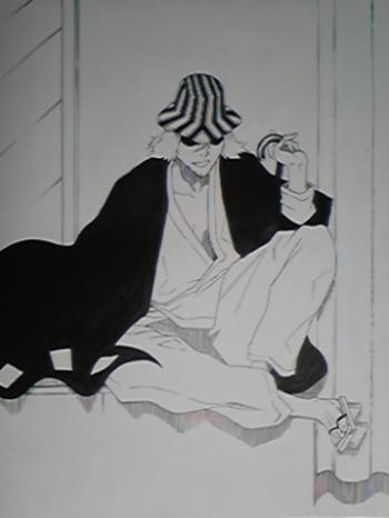 浦原さん。