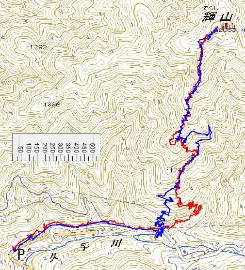 20121216 terashiyama map