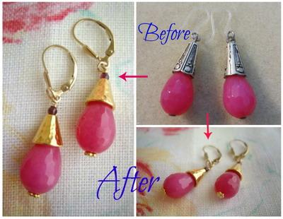 alternation earrings mini