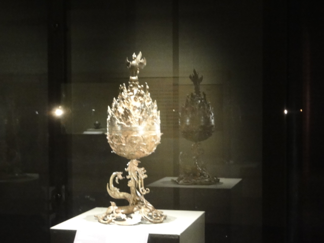 2014年1月24日 中央博 百済香炉