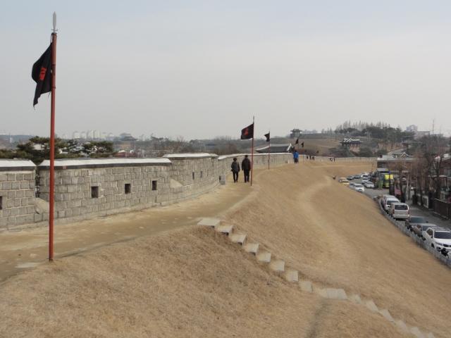 2014年2月16日 華城城郭2