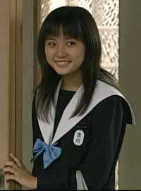 セーラー服 古川愛李 SKE48 中学生日記 愛セラ 名古屋襟セーラー服 襟カバー 女子中学生