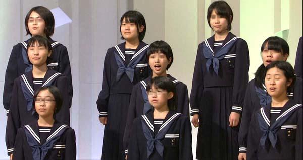 熊本大付属中 九州型セーラー服 九セラ
