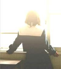 中学生日記 愛セラ 名古屋襟セーラー服 襟カバー 女子中学生