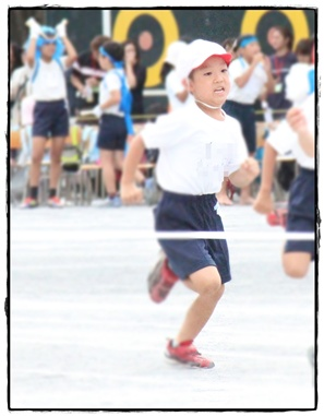 優 運動会(1年)