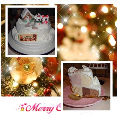 ケーキまとめクリスマス