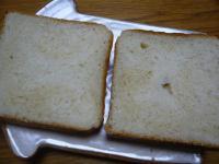 8月6日食パン