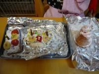 12月4日クックの森ケーキ2
