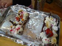 12月4日クックの森ケーキ3