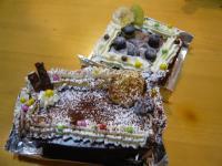 12月23日クックの森ケーキ3