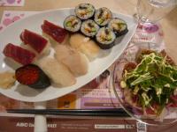 1月12日ABCお寿司