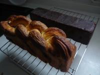 3月9日リヒトショコラキューブ&デニッシュ食パン