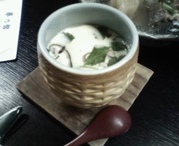 華乃舘-茶碗蒸し
