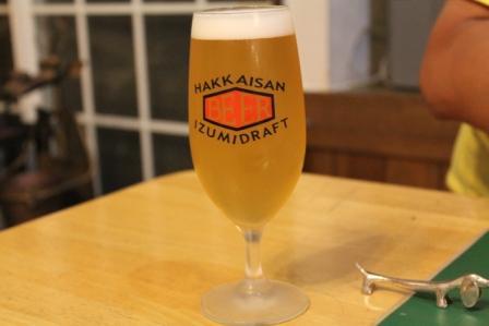 八海山高原ビール