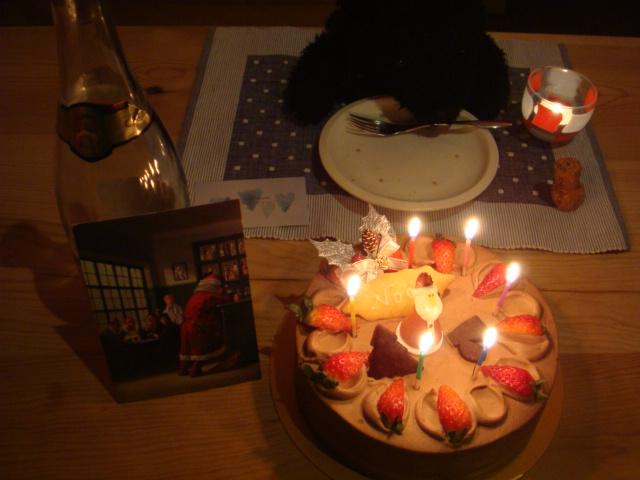 イヴのケーキ