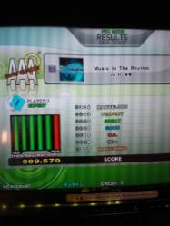 ESP Music In The Rhythm PFC